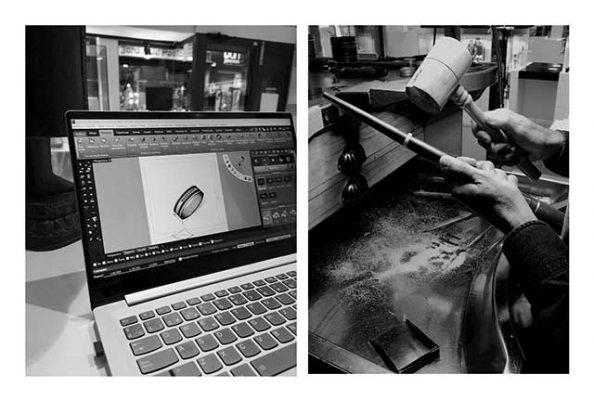 diseño y fabricación de joyas de autor